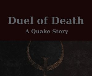 Cover for Duel of Death